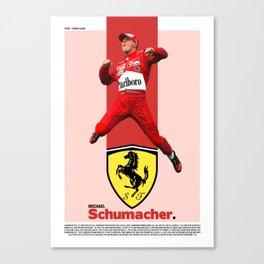 Sporting Legends - 1/7 Canvas Print