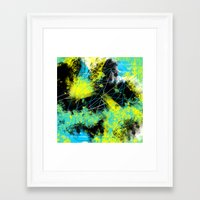 splash Framed Art Prints featuring Splash by Timothy Davis