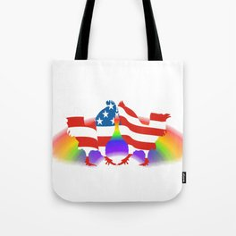 Chic-In-Equality Tote Bag