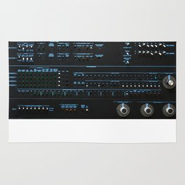 Sperry Univac 1100 Series Control Panel Rug