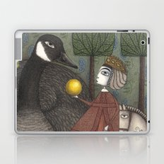 There Once was a Goose Laptop & iPad Skin