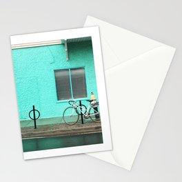 New Orleans Street v.2 Stationery Cards