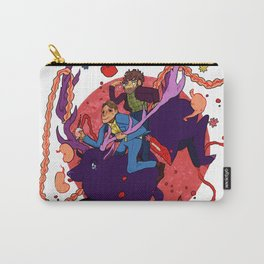 LET'S GO ON AN ADVENTURE WILL! Carry-All Pouch