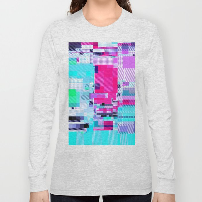 Mapping Long Sleeve T-shirt