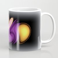 alien Mugs featuring Alien by Chris' Landscape Images & Designs