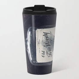 Whiskey Travel Mug