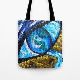 Beyond Humanity - Mazuir Ross Tote Bag