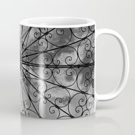 Looking Up in the Mabel Ringling Rose Garden Coffee Mug