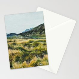 San Andreas Faultline Stationery Cards