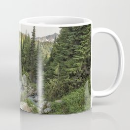 End of the Day at the Top of Myrtyle Falls Coffee Mug