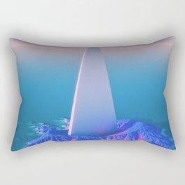 Caribbean Vision Rectangular Pillow