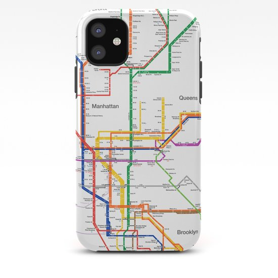 New York City subway map by igorsin