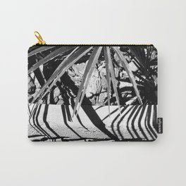 Tropical Plant, Barcelona, Spain Carry-All Pouch