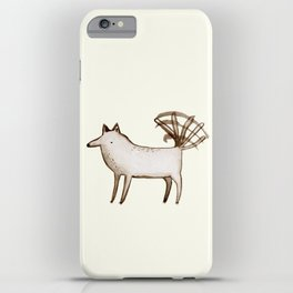 """I'm So Happy"" - Dog iPhone Case"