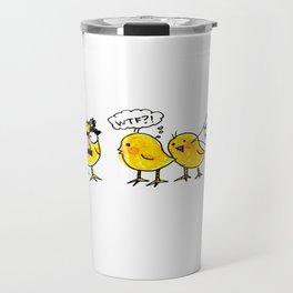 Grouchick Travel Mug