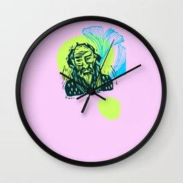 Mr. Dostoevsky Wall Clock