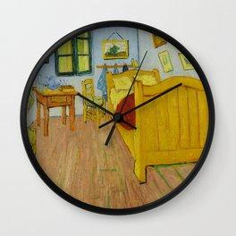 Vincent's Bedroom Wall Clock