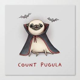 Count Pugula Canvas Print