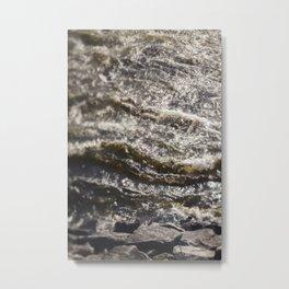 Torrent river Metal Print
