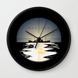 Periscope Wall Clock