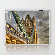 Sunset at Tower Bridge Laptop & iPad Skin