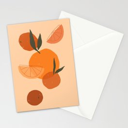 Citrus Love Stationery Cards