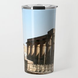 Temple of Luxor, no. 30 Travel Mug