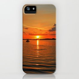 Grasping at Memories iPhone Case
