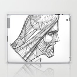 Jesus Christ Face Laptop & iPad Skin