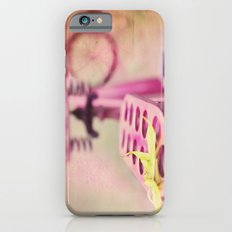 I Rode My Bicycle Past Your Window Last Night iPhone 6s Slim Case