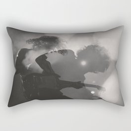 Rock and Roll Steady Rectangular Pillow