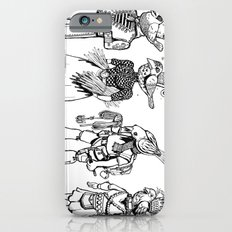Birdheaded People Slim Case iPhone 6s