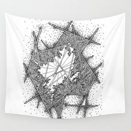 Fractal Wall Tapestry