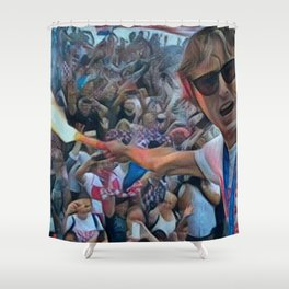 Modric Shower Curtain