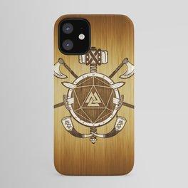 d20 Viking Warrior iPhone Case