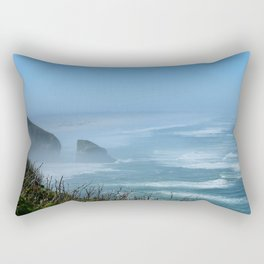 At Devils Elbow Bay Rectangular Pillow