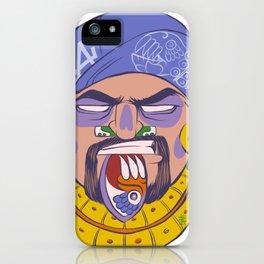 DTM Azteca iPhone Case