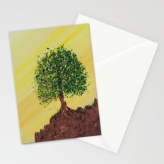 Tree Line, #6 Stationery Cards