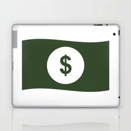money Laptop & iPad Skin