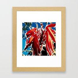 Umbala Framed Art Print