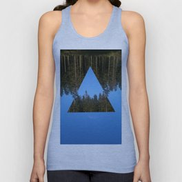HIMLASKOGEN / WOODS IN THE SKY Unisex Tank Top