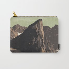 Auyuittuq National Park Carry-All Pouch