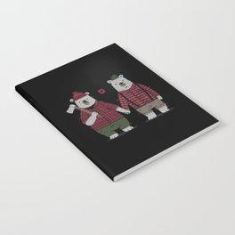 My Bear Valentine Notebook