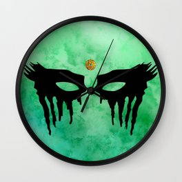 LEXA WARPAINT Wall Clock
