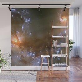 The Antennae - Colliding Galaxies Wall Mural