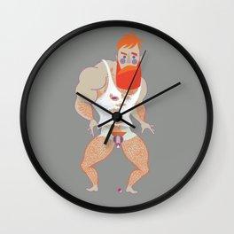 Zombivo Wall Clock