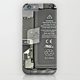 See Through iPhone iPhone Case
