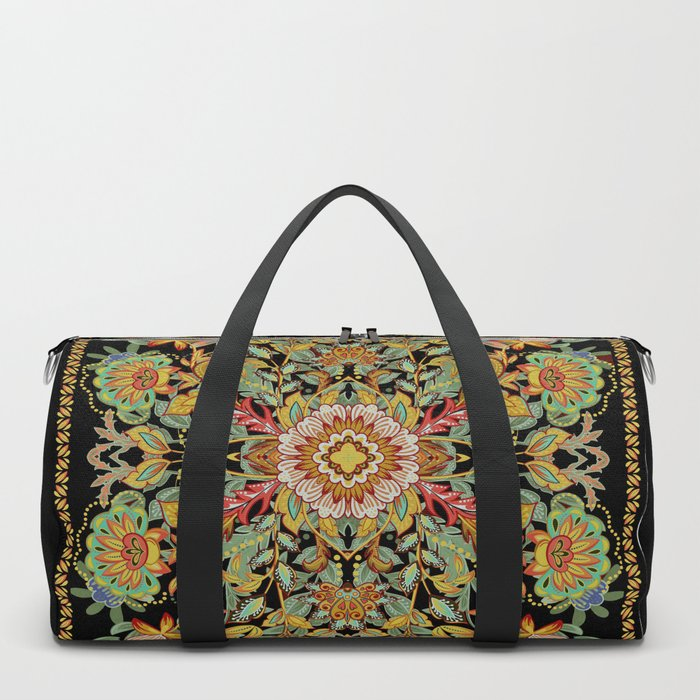 Dance Between Fire Now! Duffle Bag