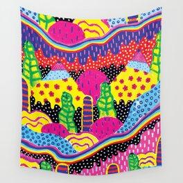 Pattern Island Wall Tapestry
