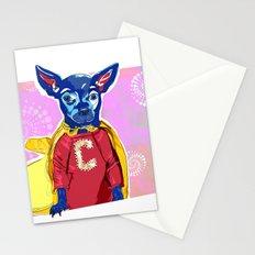 Cyrus The Superhero  Stationery Cards